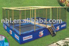 trampolines on pinterest 39 pins. Black Bedroom Furniture Sets. Home Design Ideas
