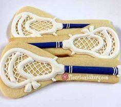 Flour Box Bakery — Lacrosse Cookie Favor