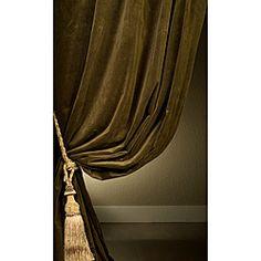 cortinas de terciopelo   Buscar con Google | cortinatjes
