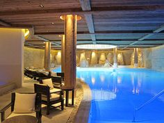 Spa Review: The Alpina Gstaad