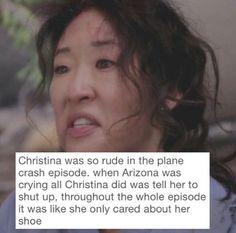 Greys Anatomy Facts, Tell Her, Shut Up, Grey's Anatomy, Crying, Greys Anatomy
