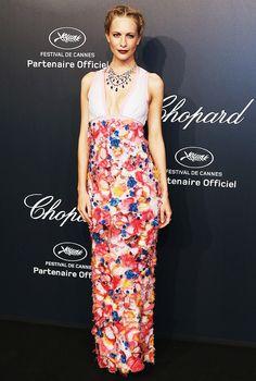 #poppydelavigne #chanelhautecouture #cannes2015 #cannesbestdressed #redcarpet