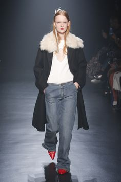 Zadig & Voltaire Fall 2018 Ready-to-Wear Fashion Show Collection
