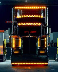 big trucks and girls Show Trucks, Big Rig Trucks, Old Trucks, Dump Trucks, Custom Big Rigs, Custom Trucks, Chevy Diesel Trucks, Dodge Diesel, Freight Truck