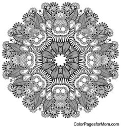 588 Best Mandala Coloring Pages Images Coloring Books Coloring