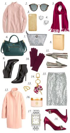 11.15 more black friday favorites (J Crew chunky turtleneck sweater in heather blossom + Madewell 'indio' sunnies + Nordstrom cashmere scarf in purple nectar + Tory Burch 'frances' satchel in jitney green + Tory Burch 'kerrington' cosmetics case + J Crew Factory passport case + Stuart Weitzman ankle boots + Madewell ribbed gloves in loganberry + Madewell 'the leandra' loafer in metallic sand + J Crew cocoon coat in soft pink + J Crew silver sequin skirt + Tory Burch bordeaux pumps)