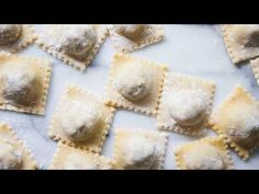 Un viandante in cucina: How to Make Homemade Ravioli Pasta