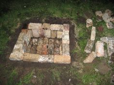 How to Build an In-Ground Brick Fire pit