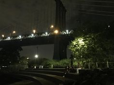 The Nightwatchers 1. #jkhknyc #youth #nyc #citylights #夜 #brooklyn