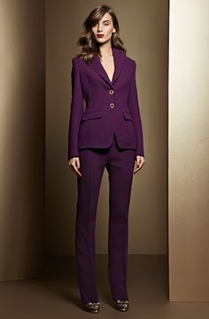 ESCADA Fall/Winter 2013 Look 4