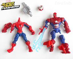 Marvel Super Hero Mashers #MyMashUp #Sponsored
