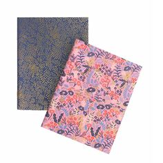 """Pocket Notebook Set """"Tapestry"""" Rifle Paper Co."""