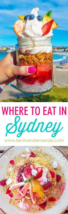 Where to Eat in SYDN