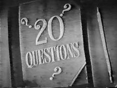Week 13 - Twenty Questions - Wikipedia, the free encyclopedia