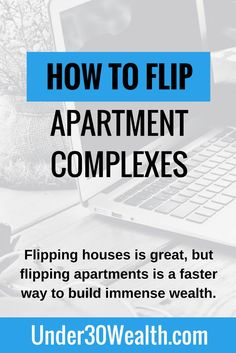 One of the best routes to take if you want to become a millionaire and grow your net worth is by investing in apartment complexes. Learn how to flip apartment complexes for insane profits instead of wasting time on smaller deals that don't pay well. Click to see how you can make it happen.