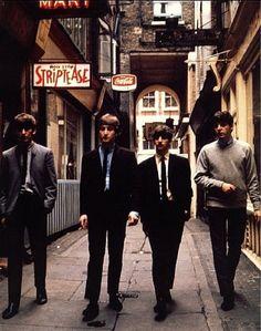 George H. Harrison John W. O. Lennon Richard L. Starkey S. J. Paul McCartney