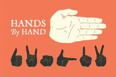 10 Hand Illustrated Hands and Fists by GhostlyPixels on @creativemarket