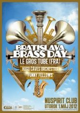 Le Gros Tube (FR), Nu Spirit Club Bratislava, 1.5.2012 Bratislava, Club, City Life, Funny, Father, Spirit, Events, Movie Posters, Pai