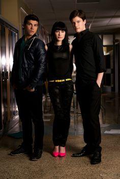 Drew, Katie, Jake