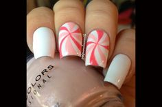 Holiday Themed Manicures | Glam
