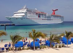 Grand Turk is one of the best ports in the Caribbean for some rest and relaxation. Chances are you won't even leave the pier.