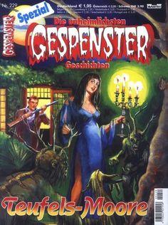 Gespenster Geschichten Spezial #229 - Teufels-Moore