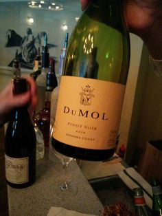 DuMol. Nuff said. Cheese Tasting, Wine Cheese, Pinot Noir, Along The Way, Wines, Have Fun, Entertaining, Sayings, Learning