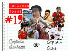 """""""Jonathan Toews <3"""" by chi-townlove ❤ liked on Polyvore featuring interior, interiors, interior design, home, home decor, interior decorating, chicago blackhaws, jonathan toews and 19"""