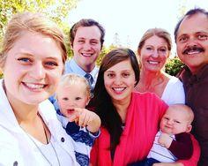 "Great looking family. Jona-Randy-Joni Hamson & Justin-Meghan-Thomas & James Gangestad ""2016"""