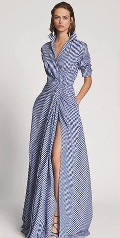 swish and thrift - Fashion - Country attire - Summer Dress Outfits Summer Dress Outfits, Casual Dresses, Fashion Dresses, Maxi Dresses, Fashion Hats, Vogue Fashion, Cute Casual Outfits, French Fashion, Modest Fashion