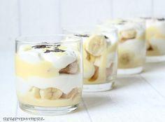 Rezepte mit Herz ♥: Bananen - Eierlikör - Tiramisu