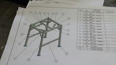 Estrutura de robot