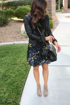 A Transition Dress : Summer to Fall…to Winter and Spring
