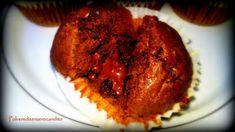 Polvere Di Zenzero Candito: Muffin triplo cioccolato extra dark