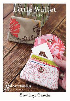 small wallet pattern