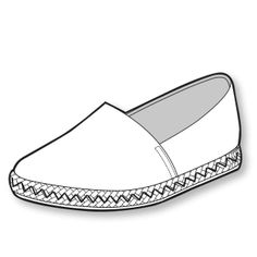 S/S 15 Design Direction: Boys' Key Items Footwear - A line Espadrille