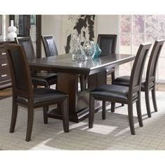 5PCBRENTWOODDINING Najarian 5-Piece Dining Set