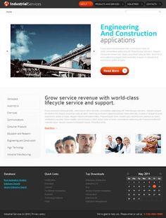 205 best website templates images on pinterest in 2018 design web 21 fantastic free website templates business website templatesfree website templatesbest wajeb Images