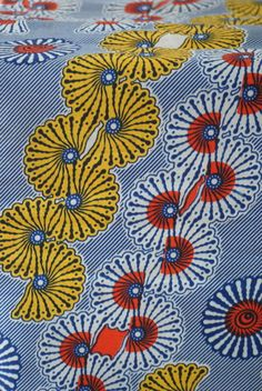 """""""Fabrics african, Fabrics graphic patterns is a unique product by tantin . Motifs Textiles, Textile Patterns, Textile Prints, Motif Art Deco, Art Deco Pattern, African Textiles, African Fabric, Graphic Patterns, Print Patterns"""