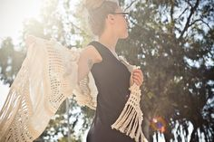 White Arete  Handwoven shawl by JuliaAstreou on Etsy, €150.00