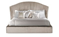 The Sophisticated Neutral Sharpei Bed is the perfect solution for any bedroom Bed Furniture, Luxury Furniture, Furniture Design, Bedding Inspiration, Furniture Inspiration, New Bed Designs, Luxury Bedroom Design, Living Room Sofa Design, Bed Linen Sets