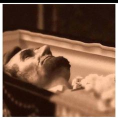Abraham Lincoln after death