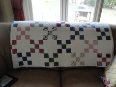 The Knight's Wedding Quilt