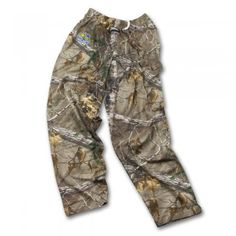 From camp fire to fishing boat, from deer stand to pup tent, to the game...we've got you covered now in our RealTree South Dakota State Camo Zubaz! The famous Realtree camoflauge pattern is now available in our classic, comfortable Zubaz pant.