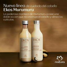 Ekos Murumuru shampoo y Acondicionador