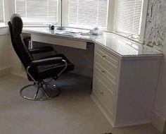 Bay window desk idea ~MB