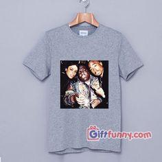 Tupac Shakur & Biggie and Aaliyah T- Shirt & Hip hop music Shirt & Funny Shirt Aaliyah T Shirt, Cool T Shirts, Funny Shirts, Vintage Disneyland, Tupac Shakur, Disneyland Resort, Hip Hop, T Shirts For Women, Music