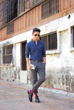 2a7142e1c8 DG MANILA CORPORATE IN CASA GORORDO Smart Casual Outfit, Casual Outfits,  Mens Joggers,