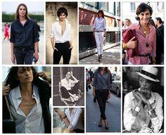 Красота, вдохновленная природой - Базовый гардероб во французском стиле. Часть 2