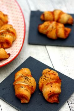 Mini Croissants, Tupperware, Tapas, Buffet, Potatoes, Meat, Chicken, Baking, Vegetables
